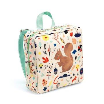 Djeco - Plecak dziecicy WIEWIRKA DD00250