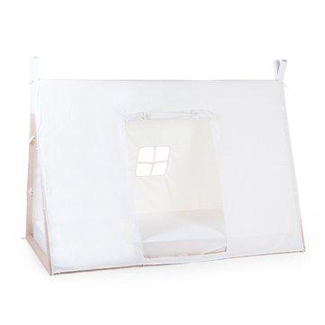Childhome Poszycie do łóżka Tipi 90 x 200 cm White CHILDHOME