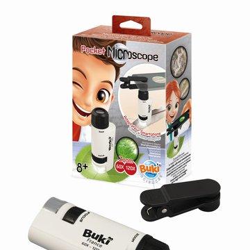 BUKI - Mikroskop kieszonkowy MR200
