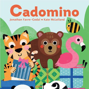 """Djeco - Gra """"obserwacja i szybko"""" CADOMINO DJ08549"""
