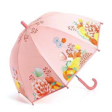 Djeco - Parasol przeciwdeszczowy KWIATOWY OGRD DD04701