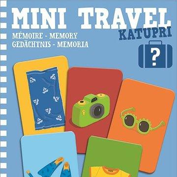 Djeco - Mini gra podrna pamiciowa KATUPRI DJ05370