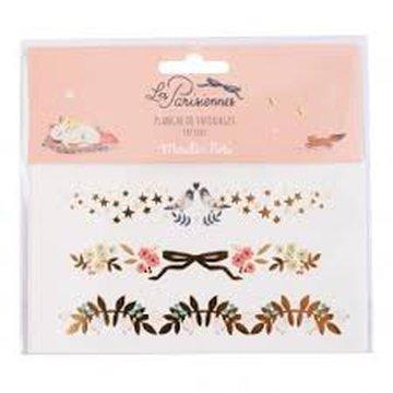 Moulin Roty - Tatuae bransoletki Les Parisiennes 642556