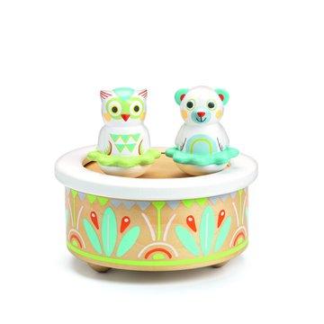 Djeco - Pozytywka magnetyczna BabyMusic DJ06110