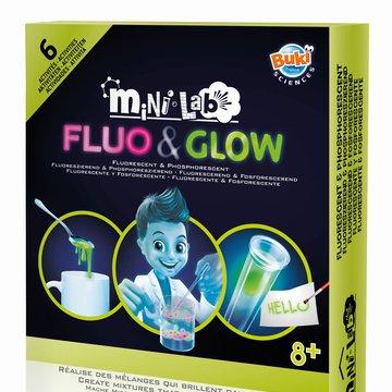 BUKI - Mini lab FLUO&GLOW 3011