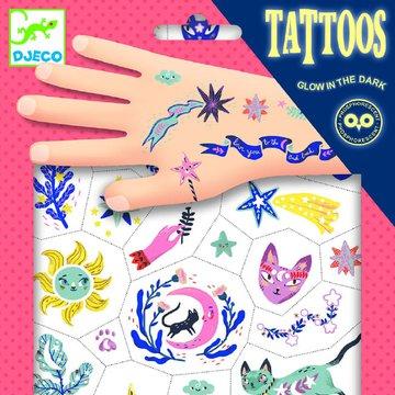 Djeco - Tatuae SNY - wiecce w ciemnoci DJ09592