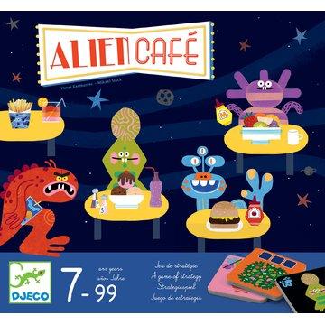 Djeco - Gra planszowa ALIEN CAFE DJ08410