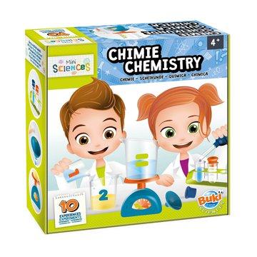 BUKI - Mini lab DOWIADCZENIA CHEMICZNE 9002