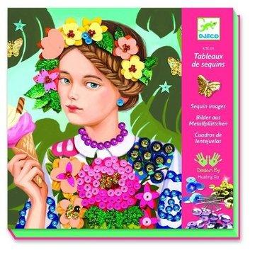 Djeco - Zestaw artystyczny ELEGANTKI  DJ09520