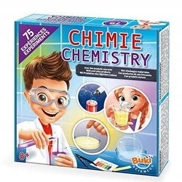 BUKI - Laboratorium chemiczne 75 eksperymentw 8363EU