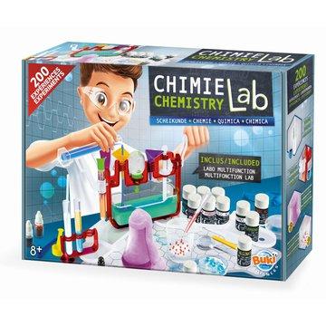 BUKI - Laboratorium chemiczne 200 eksperymentw 8364
