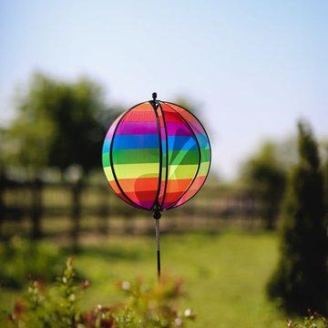 Imex - Wiatrak duży tęczowy balon