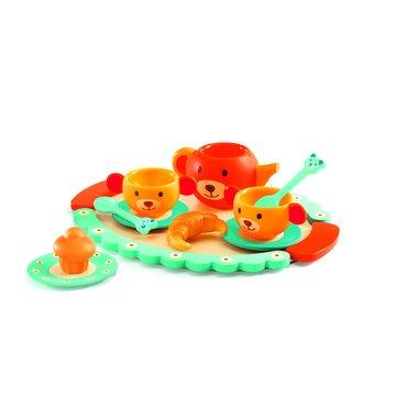 Djeco - Zestaw niadanie u Teddy'ego DJ06628
