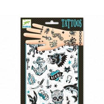 Djeco - Tatuae CIEMNA STRONA  DJ09594