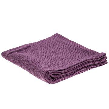 Hi Little One - Oddychający otulacz muślinowy 100 x 100 muslin swaddle Lavender