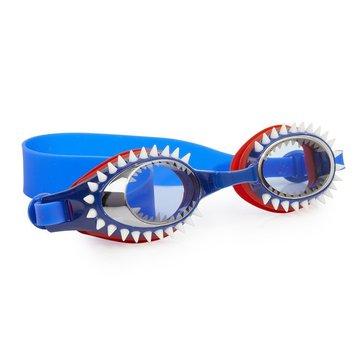 Okulary do pływania Rekin, niebieskie, Bling2O Bling2o
