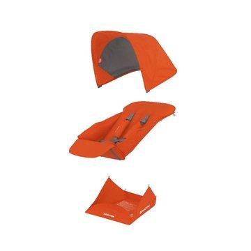 Greentom Reversible orange materiał GREENTOM