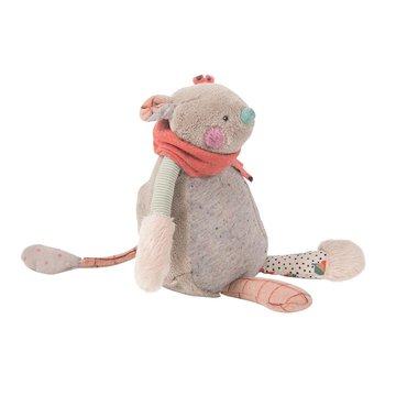Moulin Roty - Maskotka Myszka z pozytywk H24 665041