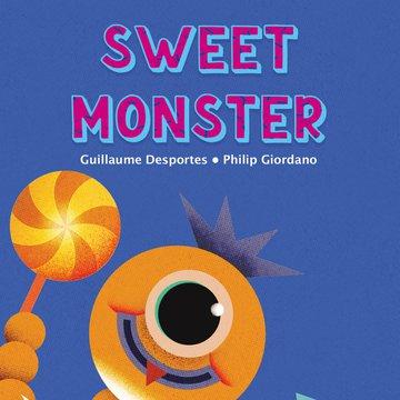 Djeco - Gra taktyczna Sweet monster DJ08545