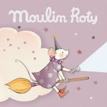 Moulin Roty - Zestaw 3 krkw z bajkami IL ETAIT UNE FOIS 66434