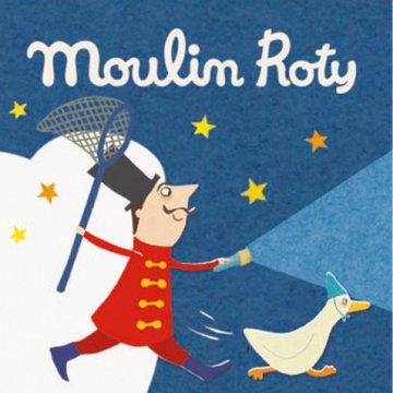 Moulin Roty - Zestaw 3 krkw z bajkami W CYRKU 711136