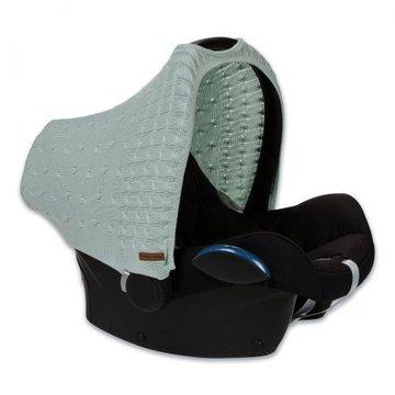 Baby's Only, Cable Mint Daszek wymienny na fotelik samochodowy 0+, miętowy,  WYPRZEDAŻ -50% BABY'S ONLY