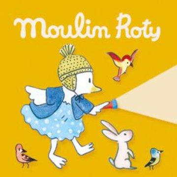 Moulin Roty - Zestaw 3 krkw z bajkami La Grande 632368