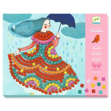 Djeco - Mozaika SUKNIE NA BAL DJ09420