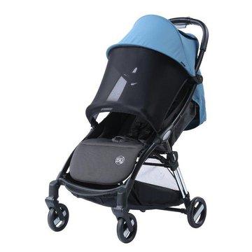 TitaniumBaby - Wózek spacerowy Beeyu Autofolding blue