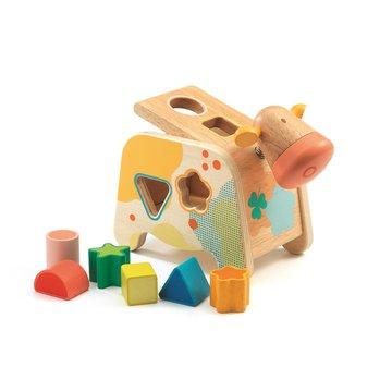 Djeco - Drewniany sorter KRWKA DJ06309