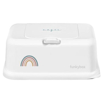 Funkybox - Pojemnik na Chusteczki To Go, Pink Rainbow
