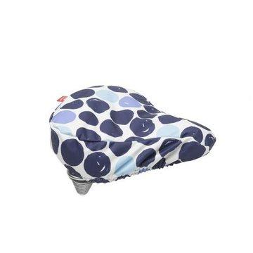 New Looxs - Dots Pokrowiec na siodełko Blue