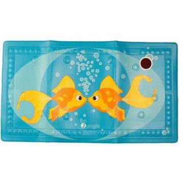 Bo Jungle - B-Mata kąpielowa z termometrem Rybki
