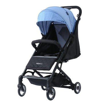 TitaniumBaby - Wózek spacerowy LENN blue