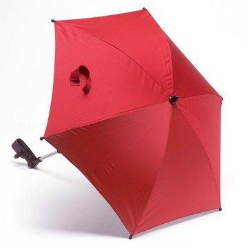 TitaniumBaby - Parasol  do wózka UV50 red