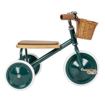 Banwood Rowerek trójkołowy Trike Dark Green BANWOOD