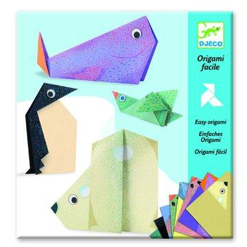 Djeco - Origami - zwierzta polarne DJ08777