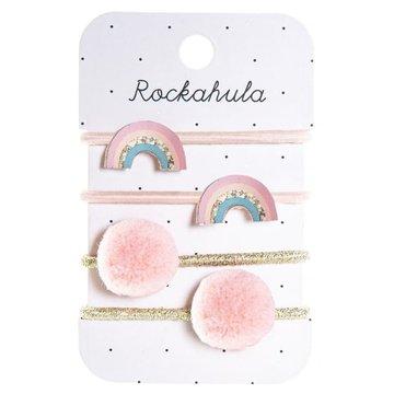 Rockahula Kids - gumki do włosów Dreamy Rainbow