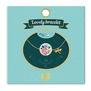 Djeco - Lovely bransoletka KWIATY DD03834