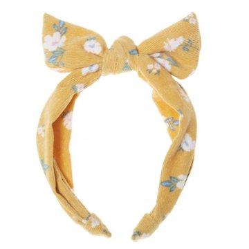 Rockahula Kids - opaska do włosów Florence Tie Ochre