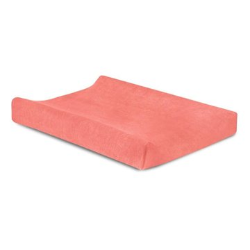 Jollein - Baby & Kids - Jollein - pokrowiec na przewijak frotte 50 x 70 cm Pink Coral