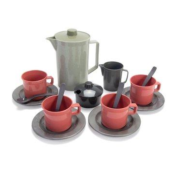 Dantoy - GREEN BEAN Zestaw kawowy z recyklingu