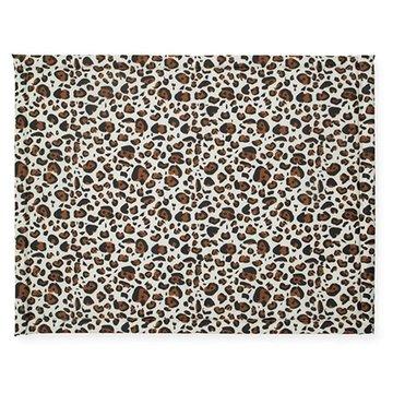 Jollein - Baby & Kids - Jollein - Mata do zabawy i raczkowania 78 x 96 cm Leopard Natural