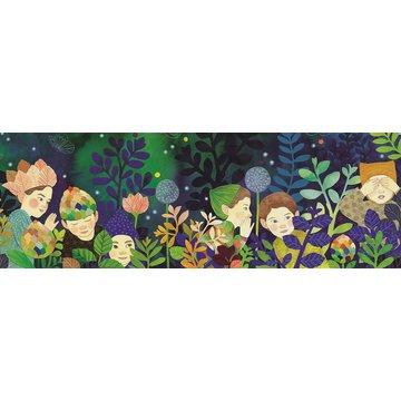 Djeco - Puzzle gallery SEKRET DJ07640