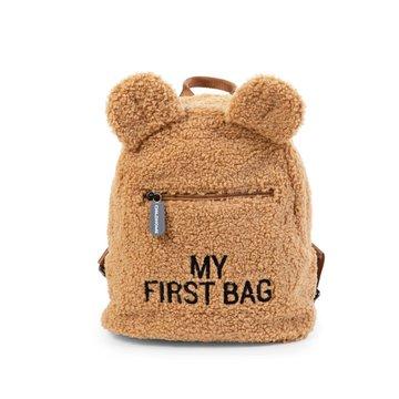 Childhome Plecak dziecięcy My First Bag Teddy Bear CHILDHOME
