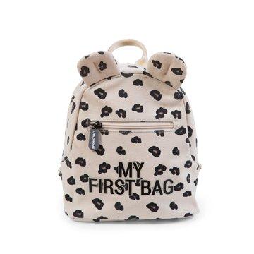 Childhome Plecak dziecięcy My First Bag Leopard CHILDHOME