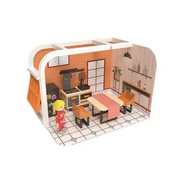 Joueco - Domek dla lalek KUCHNIA