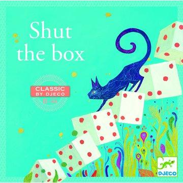 Djeco - Gra logiczna Shut the box DJ05217