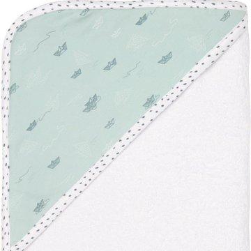 Ręcznik kąpielowy z kapturem LUMA Paper Boats