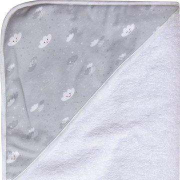 Ręcznik kąpielowy z kapturem LUMA Lovely Sky